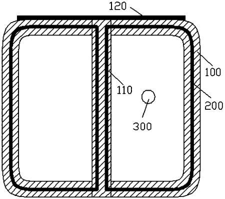 一种磁性染缸搅拌器