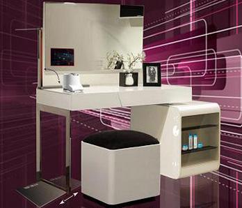 智能家居系统(智能梳妆台、智能卫浴柜)
