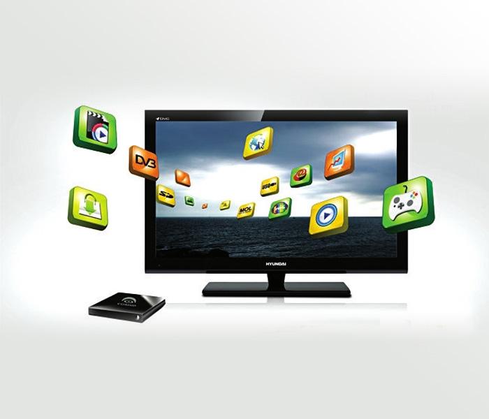 一种数字电视的音视频通讯系统