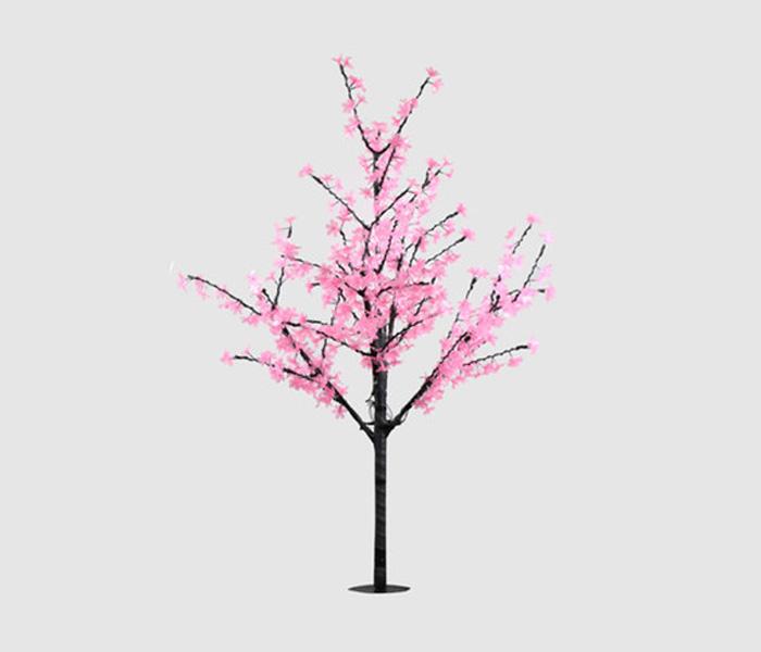 具有冗余容错功能的模拟树灯饰结构
