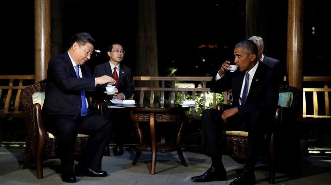 G20峰会,习大大和奥巴马在知识产权的共识