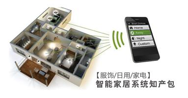 专利技术转让资源-智能家居系统知产包