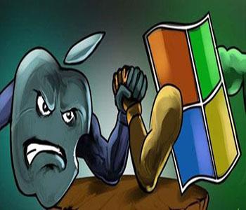 人不要脸天下无敌,苹果抄袭的产品竟优于原创微软?