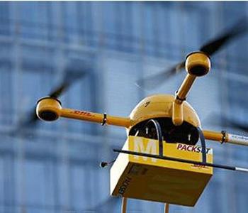 亚马逊空降无人机专利,恰逢顺丰虏获无人机飞行权