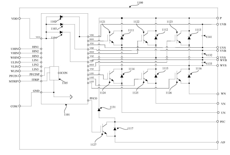 智能功率模块和空调器