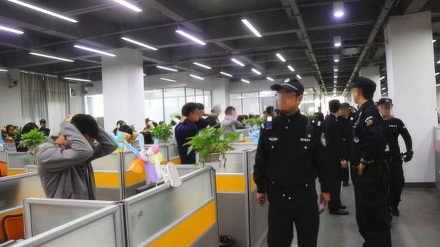 广州一大厦437人上班时集体被抓,真相揭露网友叫好!