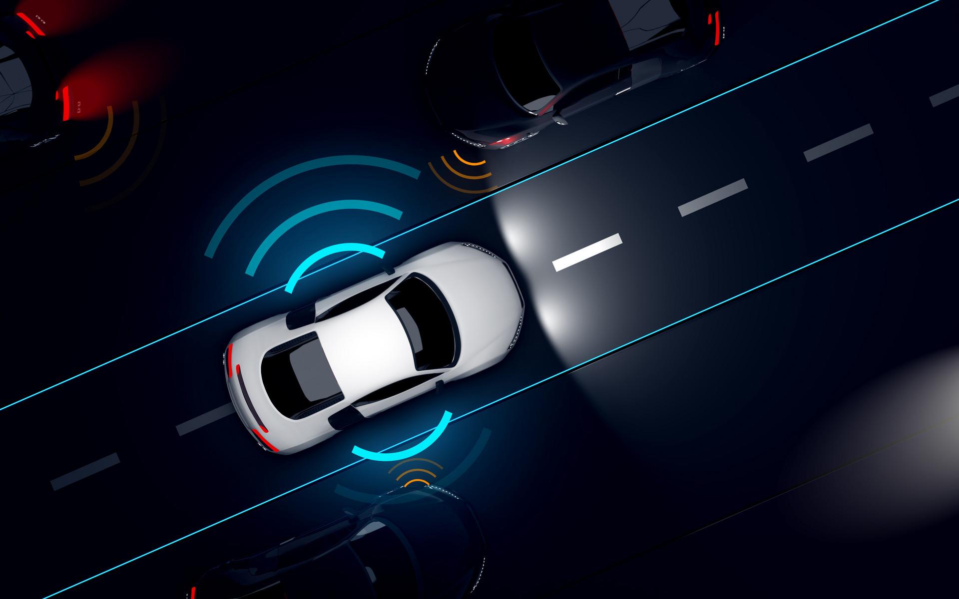 苹果新专利!涉自动驾驶汽车无线充电技术