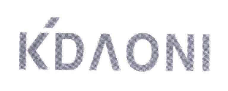 KDAONI