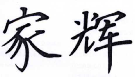 家(jia)輝