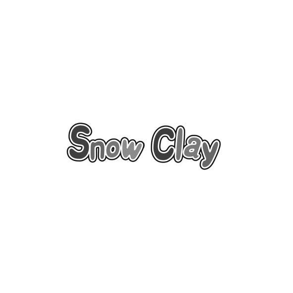SNOW CLAY