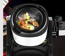 专利-一种全自动的通用型炒菜及装盘装置