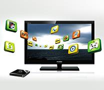 专利-一种数字电视的音视频通讯系统