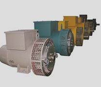 专利-一种高可靠性的四相交流起动发电机