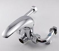 专利-冷热水混合调温器