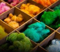 专利-基于兰纳素染料的羊毛纤维染色工艺