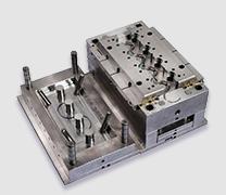 专利-注射成型模具注射定位机构