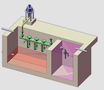 专利-生物反应池废气的液体洗涤消毒装置