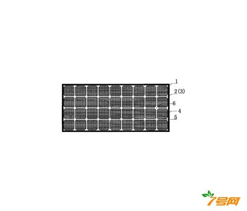 太阳能组件以及采用该太阳能组件的装置