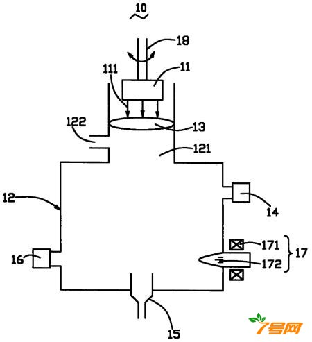 纳米粉体制备装置及制备方法