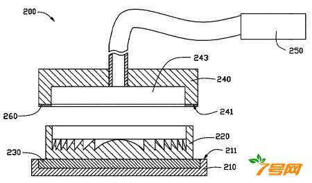 纳米压印装置及纳米压印方法